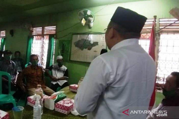 Sosialisasi empat pilar di Barabai, Syaifullah Tamliha ingatkan pentingnya protokol kesehatan