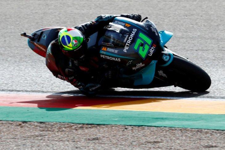MotoGP, Morbidelli kalahkan duet Suzuki untuk juarai Grand Prix Teruel