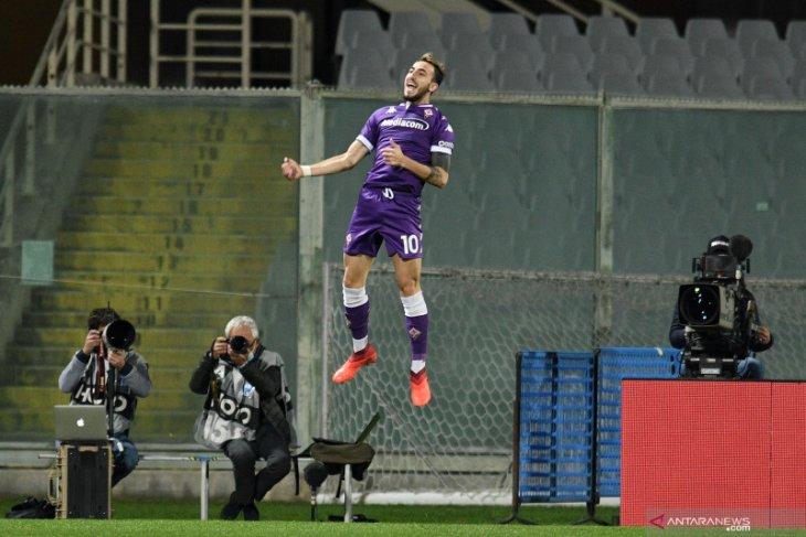 Liga Italia: Dwigol Castrovilli amankan kemenangan 3-2 Fiorentina atas Udinese