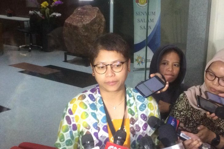 Febri mundur, KPK tunjuk Yuyuk Andriati sebagai Plh Kabiro Humas