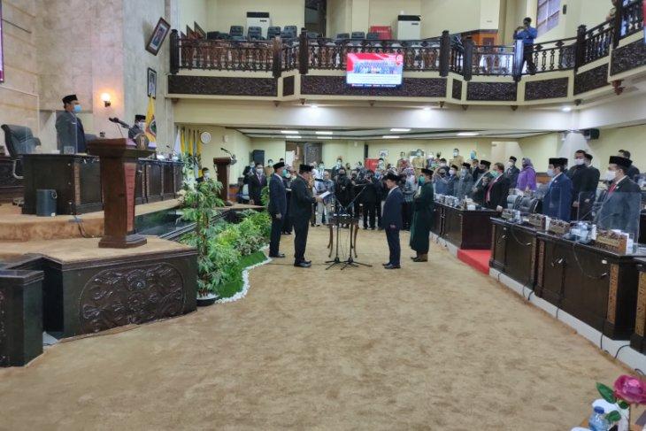Fraksi partai Golkar DPRD Kalsel segera terisi