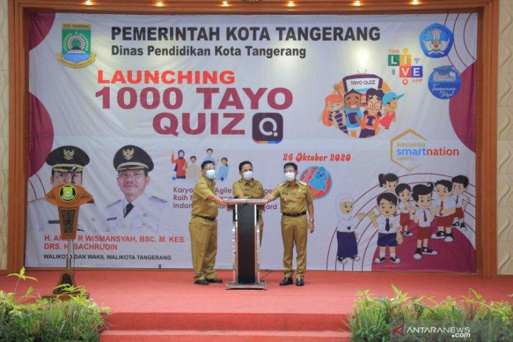 Guru Agile Tangerang cetuskan permainan edukasi 1.000 Tayo Quiz