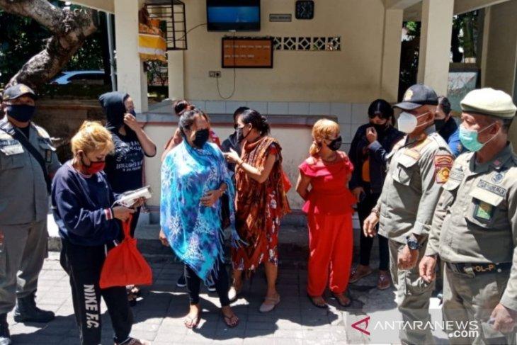 22 pelanggar protokol kesehatan di Denpasar terjaring Tim Yustisi