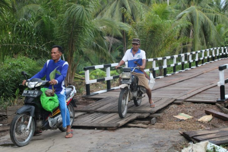 TMMD wujudkan mimpi masyarakat di Pulau Hanaut