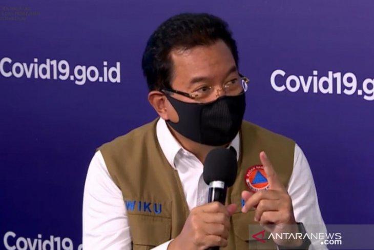 Satgas COVID-19 : Pandemi tidak mengenal kata libur