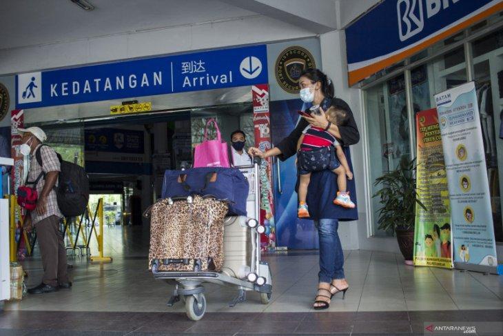 781 orang pekerja migran jalani karantina di Batam
