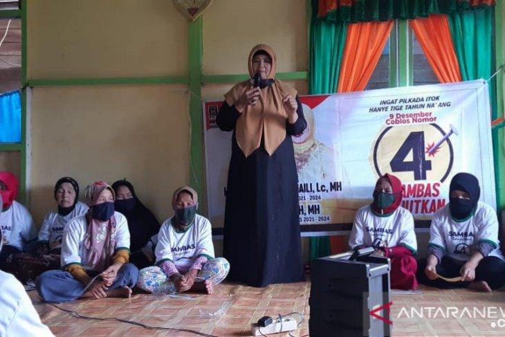 Paslon petahana Kabupaten Sambas siapkan berbagai program penanganan COVID-19