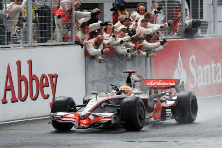 Kilas balik rekor 92 kemenangan Pebalap Lewis Hamilton