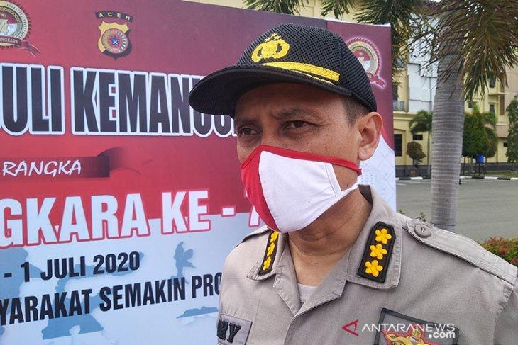 Polda Aceh: Libur panjang jangan jadi klaster penyebaran COVID-19