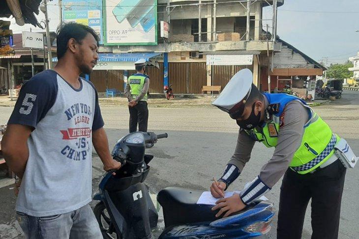 Polda: 546 pelanggar lalu lintas terjaring operasi zebra di Aceh