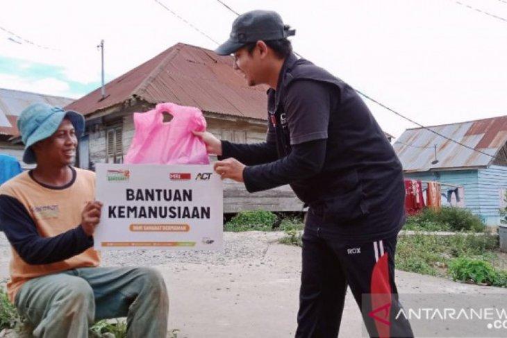 ACT Sumut distribusi perlengkapan ibadah bagi desa muslim  minoritas di Karo