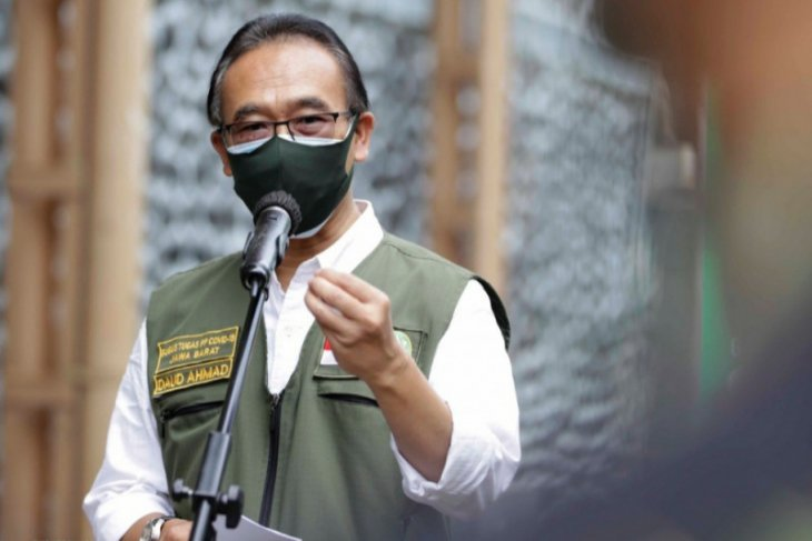 Ridwan Kamil perpanjang  PSBB Proporsional Bodebek hingga 25 November 2020