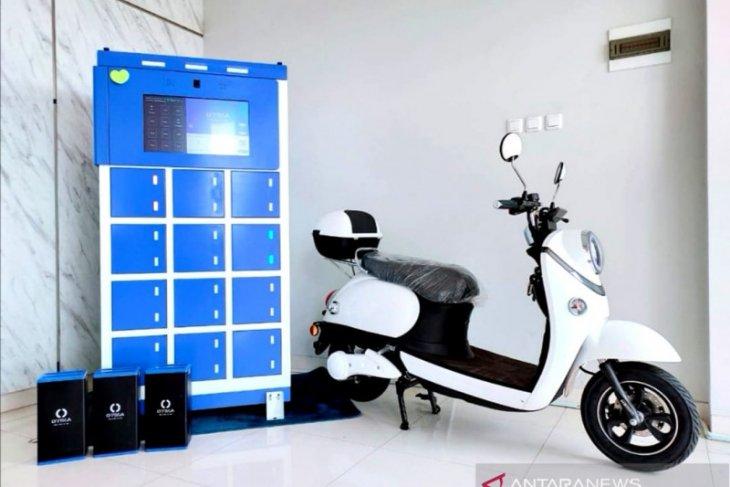 Pabrikan sepeda motor listrik Singapura incar pasar Indonesia
