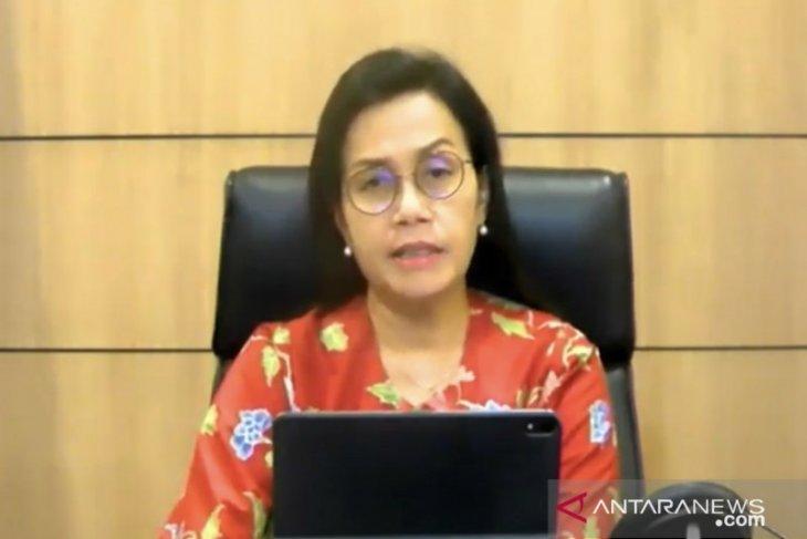 Menteri Keuangan: realisasi anggaran PEN capai Rp386,01 triliun