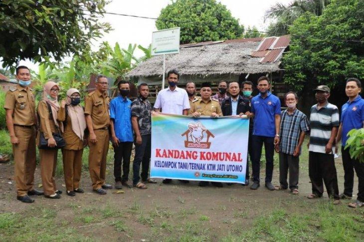 Wali Kota Binjai silaturahmi bersama kelompok tani dan ternak