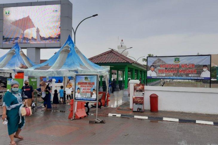 Kawasan wisata di Provinsi Banten siap patuhi prokes COVID-19 saat libur panjang
