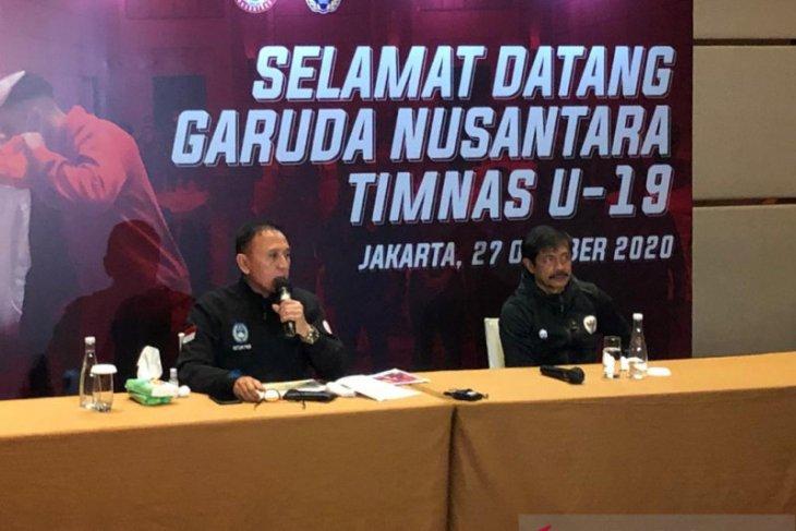 PSSI ingin Indonesia ikuti jejak Korea-Jepang