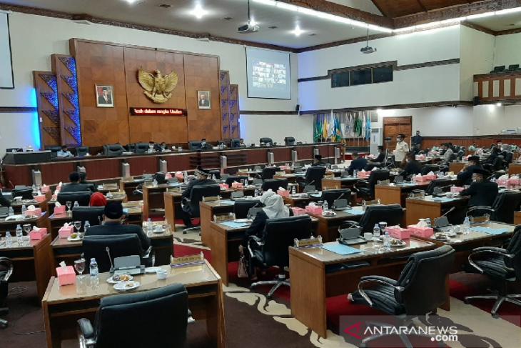 Tak cukup kuorum, hak angket DPRA terhadap Plt Gubernur Aceh ditunda