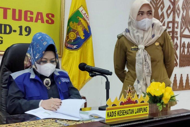 Pjs Bupati Lampung Tengah positif COVID-19
