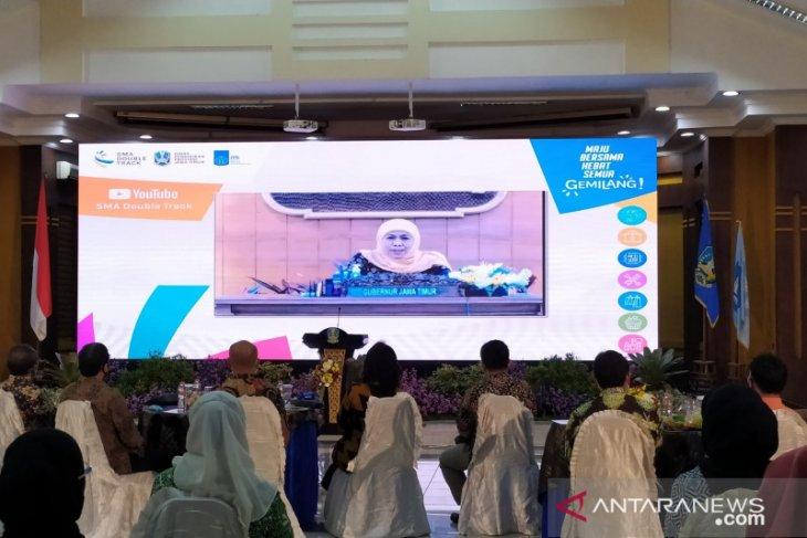 Disdik Jatim gelar Expo SMA Double Track secara virtual