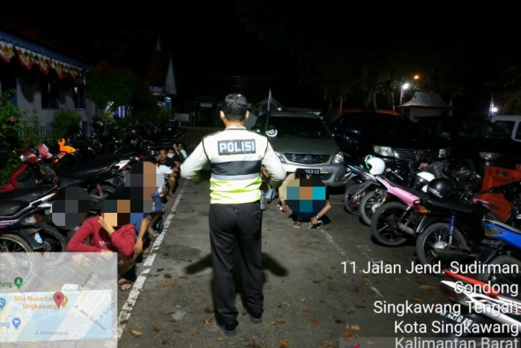 Operasi Zebra Kapuas 2020 Singkawang bidik tujuh pelanggaran tematik
