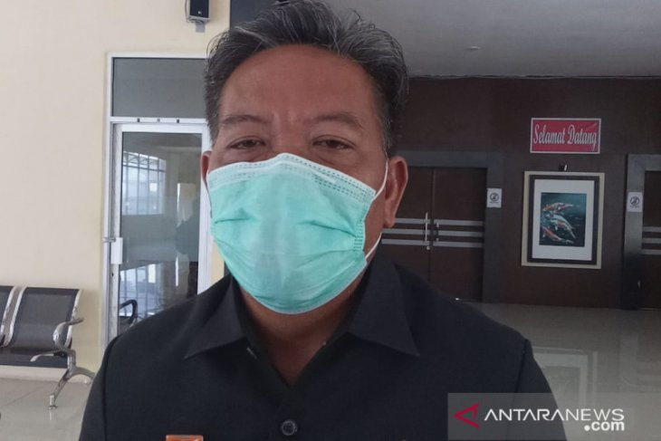 Bupati Sanggau imbau ASN tidak lakukan perjalanan keluar kota