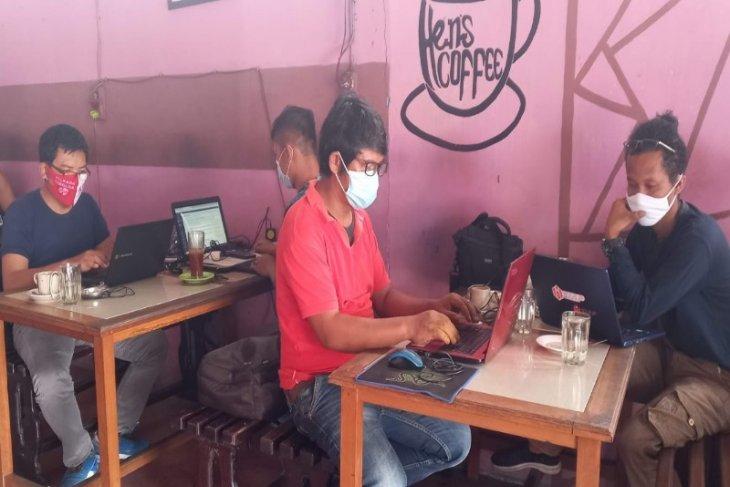 Wartawan Sibolga-Tapteng terapkan prokes 3M dalam peliputan