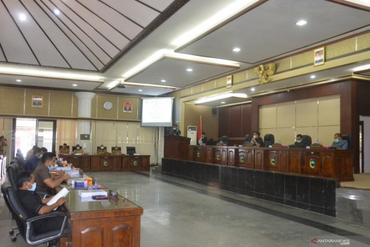 DPRD Tanah Laut setuju Raperda 2021 dilakukan pembahasan