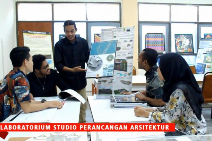 Prodi Arsitektur Untag Surabaya raih akreditasi A