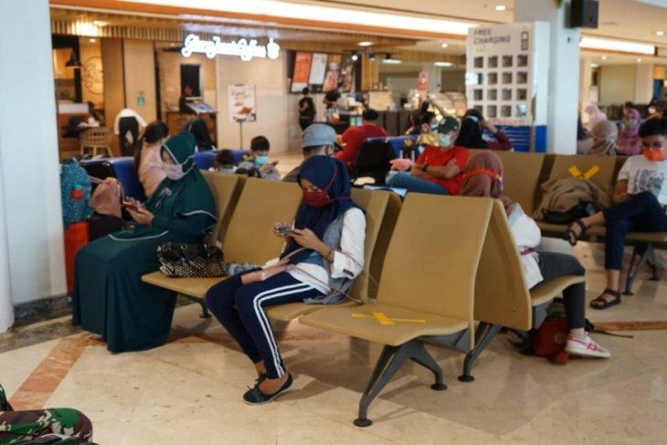 Bandara Juanda catat kenaikan jumlah penumpang saat libur panjang