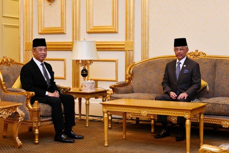 Raja dan PM Malaysia ucapkan duka musibah KRI Nanggala