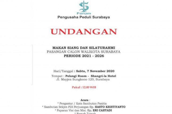 Rencana Risma kumpulkan pengusaha jelang Pilkada Surabaya menjadi sorotan