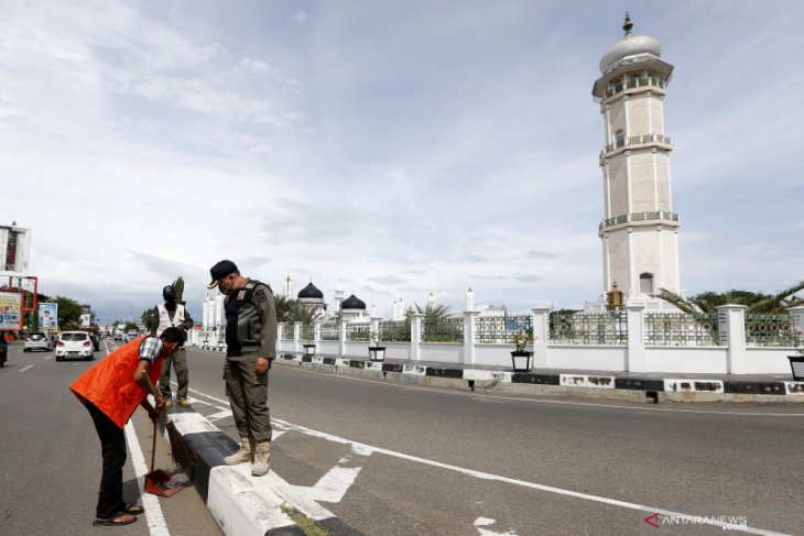 Kepolisian gelar razia masker serentak di Indonesia? Ini penjelasannya