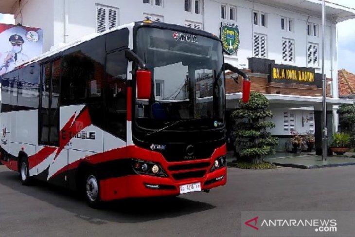INKA siap pasarkan bus listrik ramah lingkungan