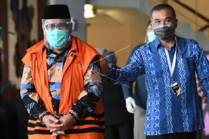 Pelimpahan kasus suap DPRD Jambi