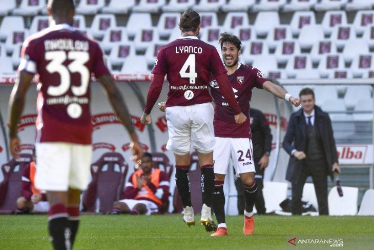 Liga Italia - Torino taklukan Lecce 3-1,  setelah mendapat tambahan waktu