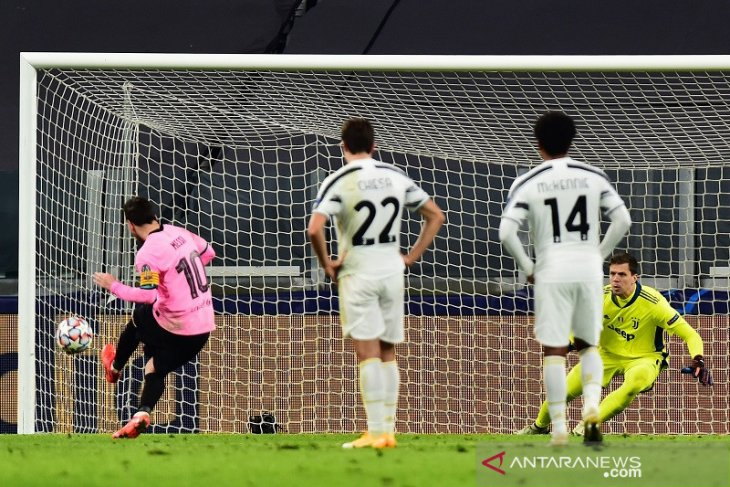 Liga Champions - Barcelona hajar Juventus  2-0, tiga gol Morata dianulir