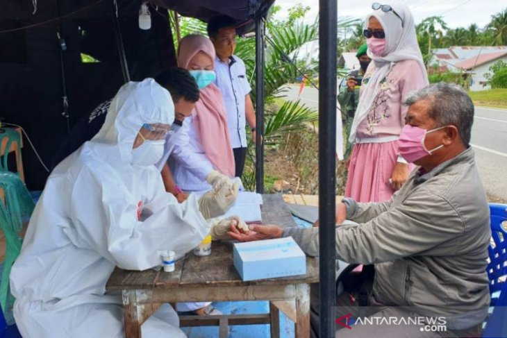 Pemkab Aceh Barat perketat prokes di lokasi wisata selama cuti bersama