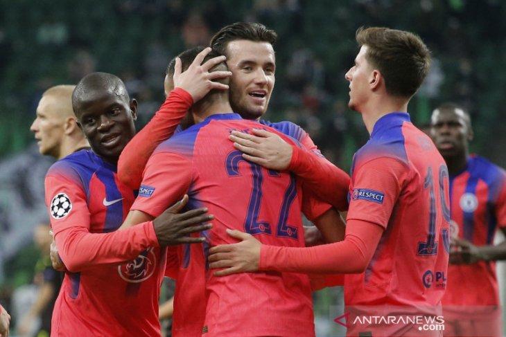 Chelsea hajar tuan rumah Krasnodar 4-0