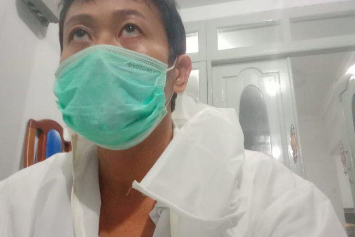 dr Ismawan : saya terkonfirmasi positif COVID-19