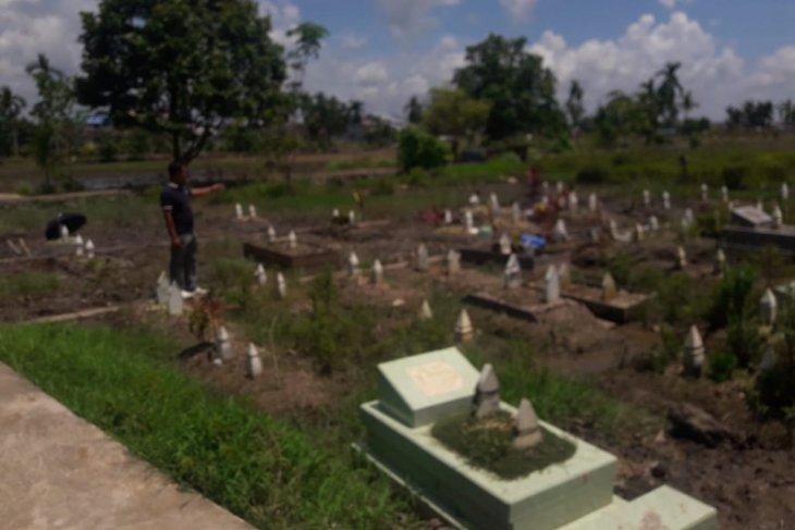 Kasus kematian positif COVID-19 di Kalbar naik 100 persen