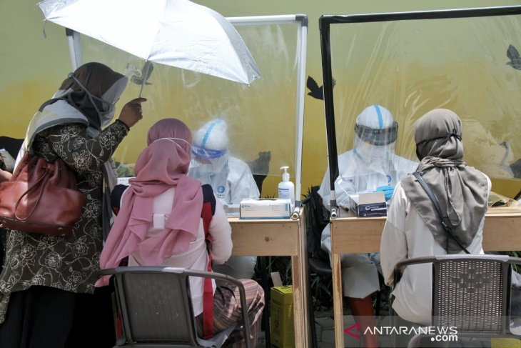 Bandung Barat conducts tests to prevent new COVID-19 clusters