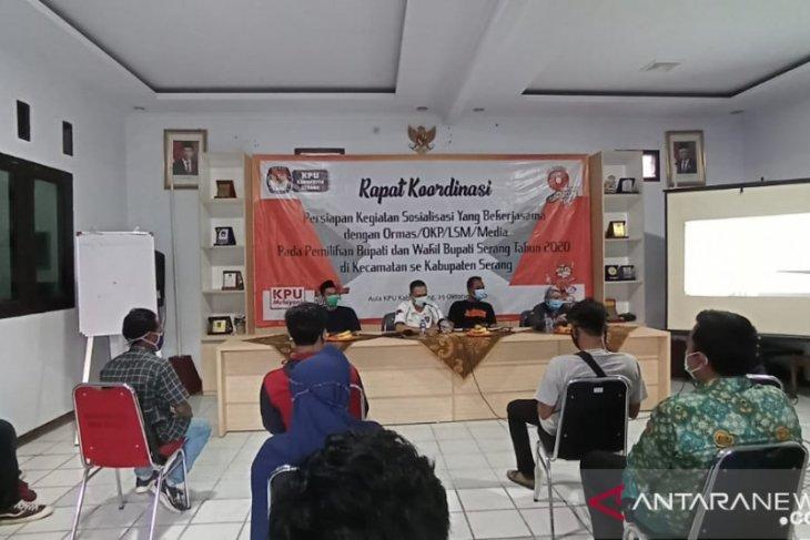 KPU targetkan partisipasi pemilih 80 persen pada Pilkada Kabupaten Serang