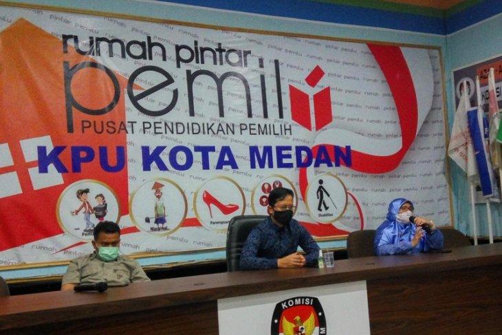 KPU Medan: Pasien positif COVID-19 tetap bisa gunakan  hak pilih