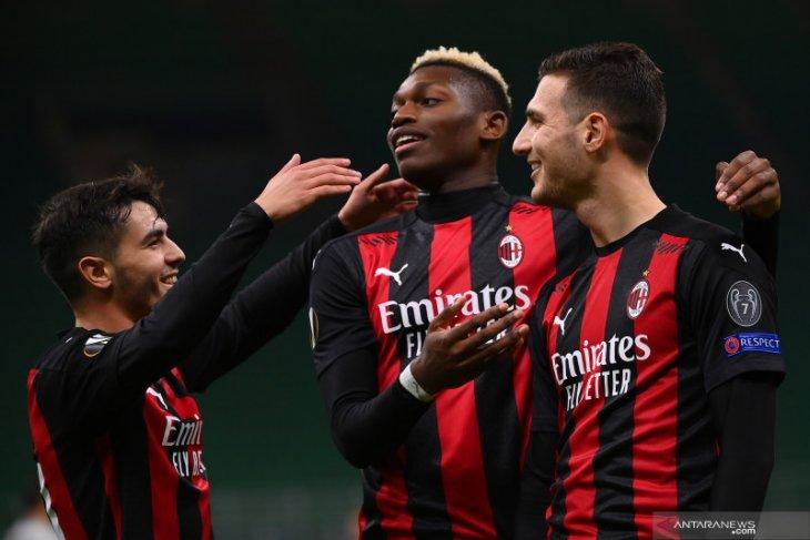 Liga Europa - Pecundangi Sparta 3-0, Milan kokoh di pucuk klasemen Grup H