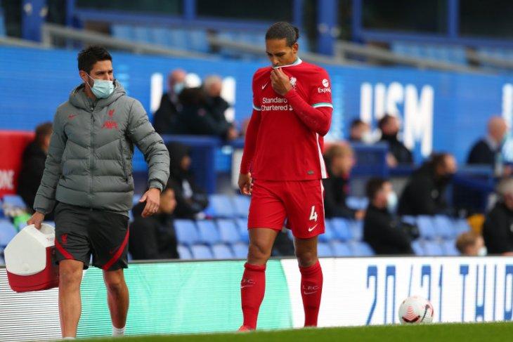Kloop: hanya keajaiban yang membuat  Virgil van Dijk bisa tampil musim ini