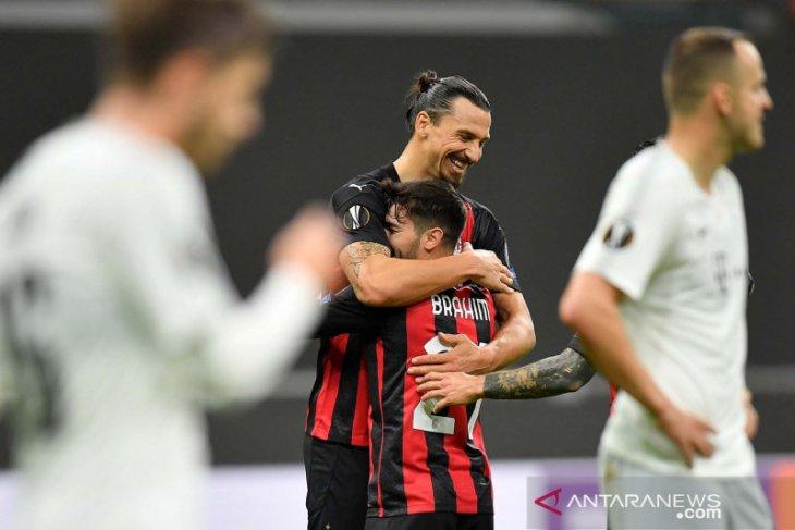 AC Milan mencatatkan kemenangan kedua di Liga Europa