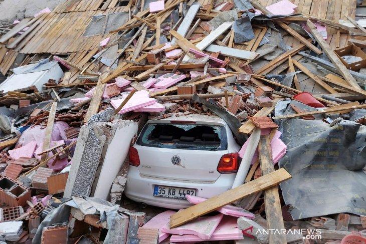 BMKG: Gempa Turki magnitudo 7.0 dipicu aktivitas Sesar Sisam di Laut Aegea