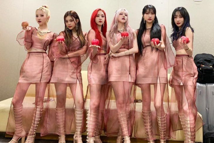 Grup idola K-pop GFRIEND kembangkan musikalitasnya