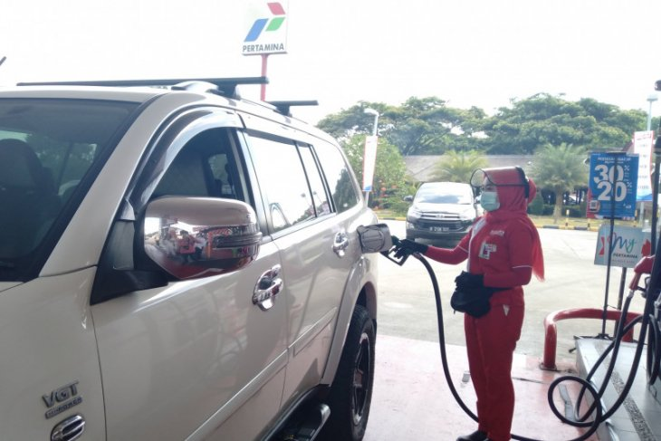 Pertamina pastikan stok BBM di jalur wisata Jabar aman